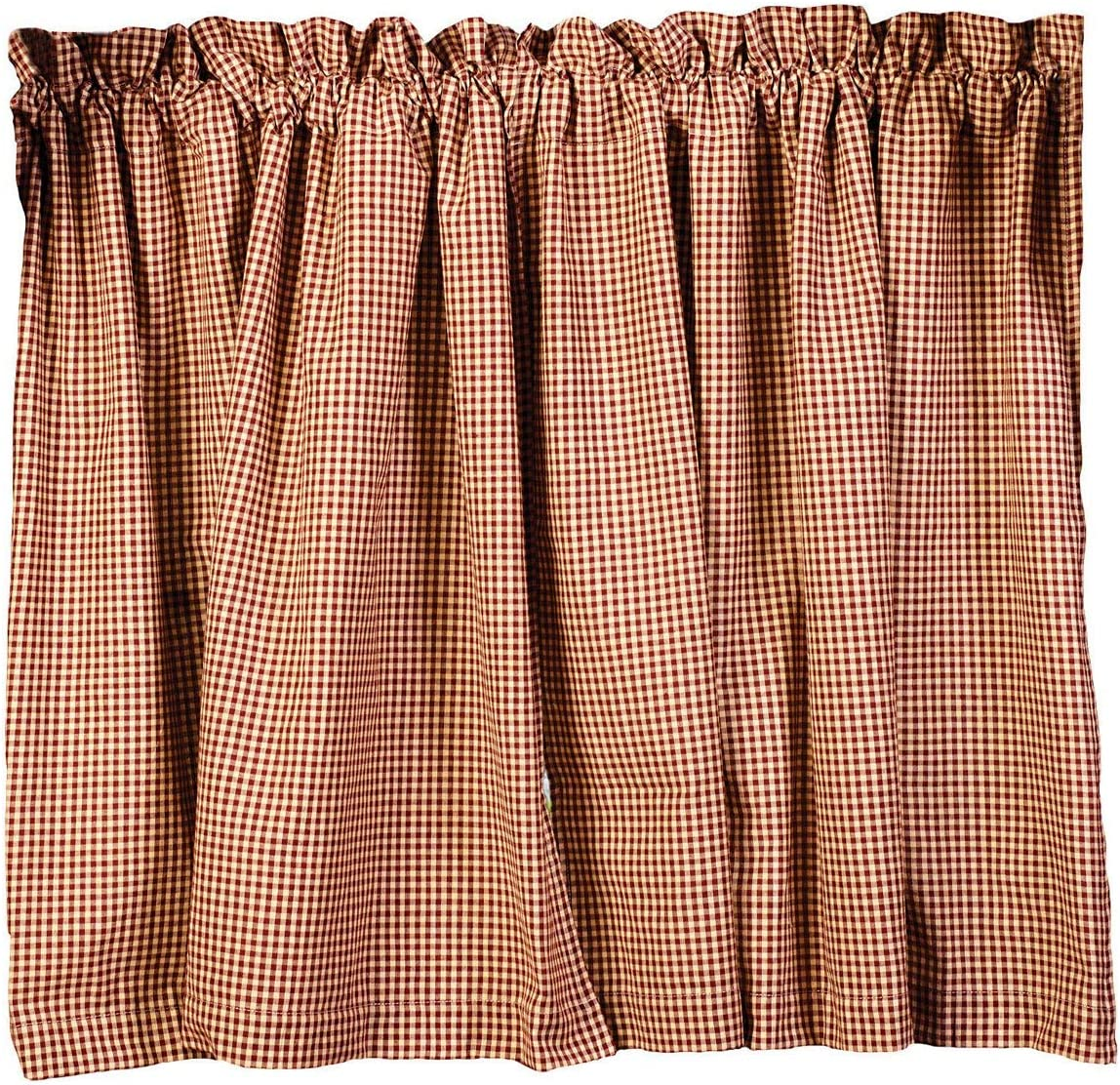 Stars And Berries 30 Curtain Tiers