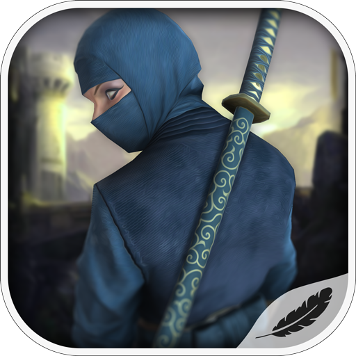 Ninja Fighter (Fatal Flying Mutant Ninja Assassin: Shadow Fighter vs Monster City Battle)