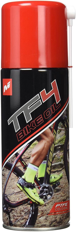 Massi TF4 Oil, Aceite con PTFE Coloidal Desarrollado para Ciclismo, 400 ml