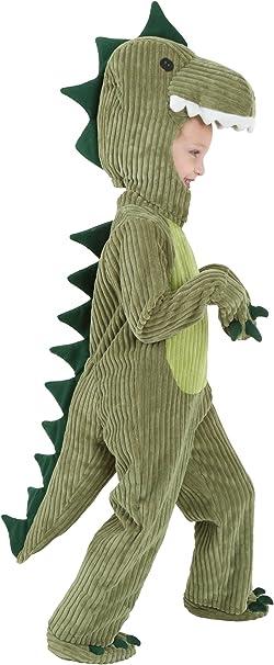 FunCostumes Disfraz infantil de T-Rex - Verde - 18 Meses: Amazon ...
