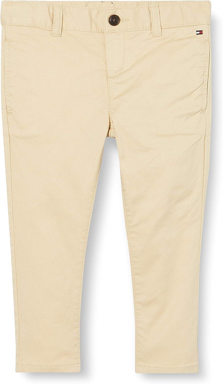 Tommy Hilfiger Essential TH Flex Skinny Chinos Pantalones para Niños