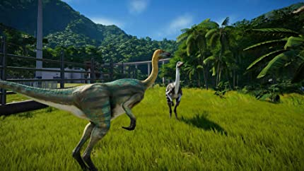 jurassic world evolution deluxe edition gamestop