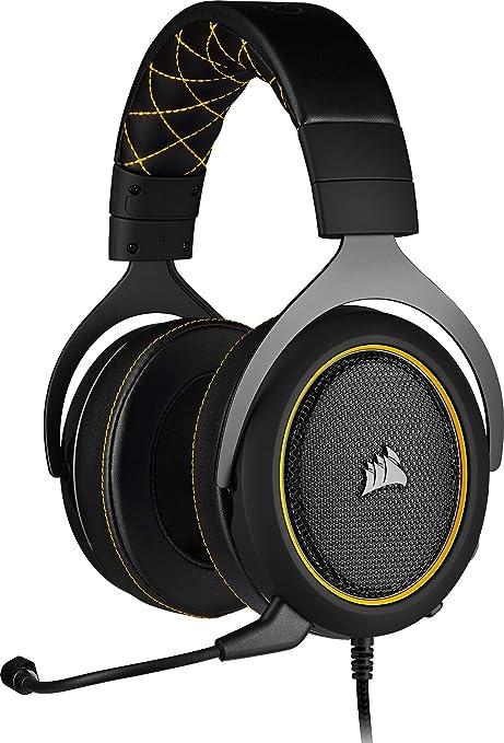 Corsair HS60 PRO Surround Auriculares para Juegos (7.1 Sonido ...