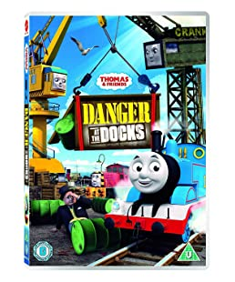 Thomas & Friends: Danger At The Docks [DVD]