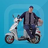 AGM, senior móvil, triciclo eléctrico Roller, ruedas eléctrica, econelo®
