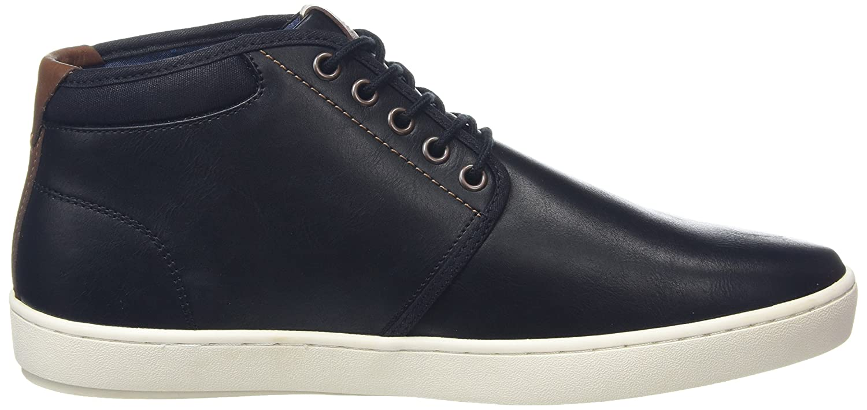 Aldo Mcgourty, Sneakers Hautes Homme, Noir (Black/97), 42 EU: Amazon.fr:  Chaussures et Sacs
