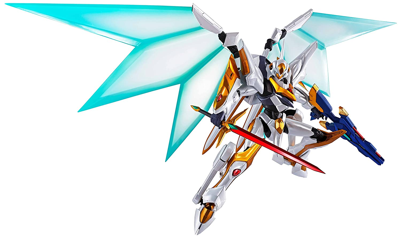 METAL ROBOT魂 コードギアス [SIDE KMF] ランスロットアルビオン 約145mm ABS&PVC&ダイキャスト製 塗装済み可動フィギュア B078K48TGC