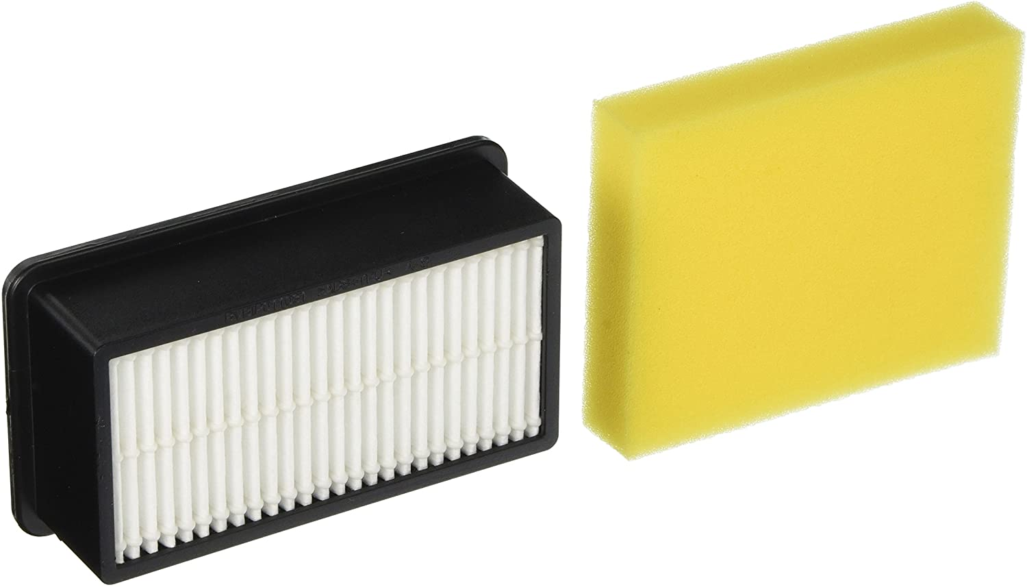 Bissell Style Filter Pack for CleanView Upright Vacuums, New OEM Part,1008