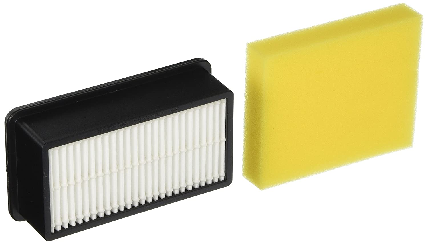 Bissell 1008 Filter Pack (1 Pre-Motor and 1 Post Motor Filter)