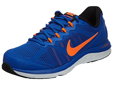 buy online c1cf1 1263a Image Unavailable. Image not available for. Colour  NIKE DUAL FUSION RUN 3  MS 653619 403 MENS RUNNING SNEAKERS ...