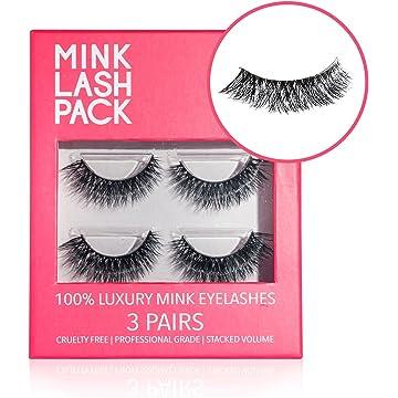 best selling Mink Lash Pack