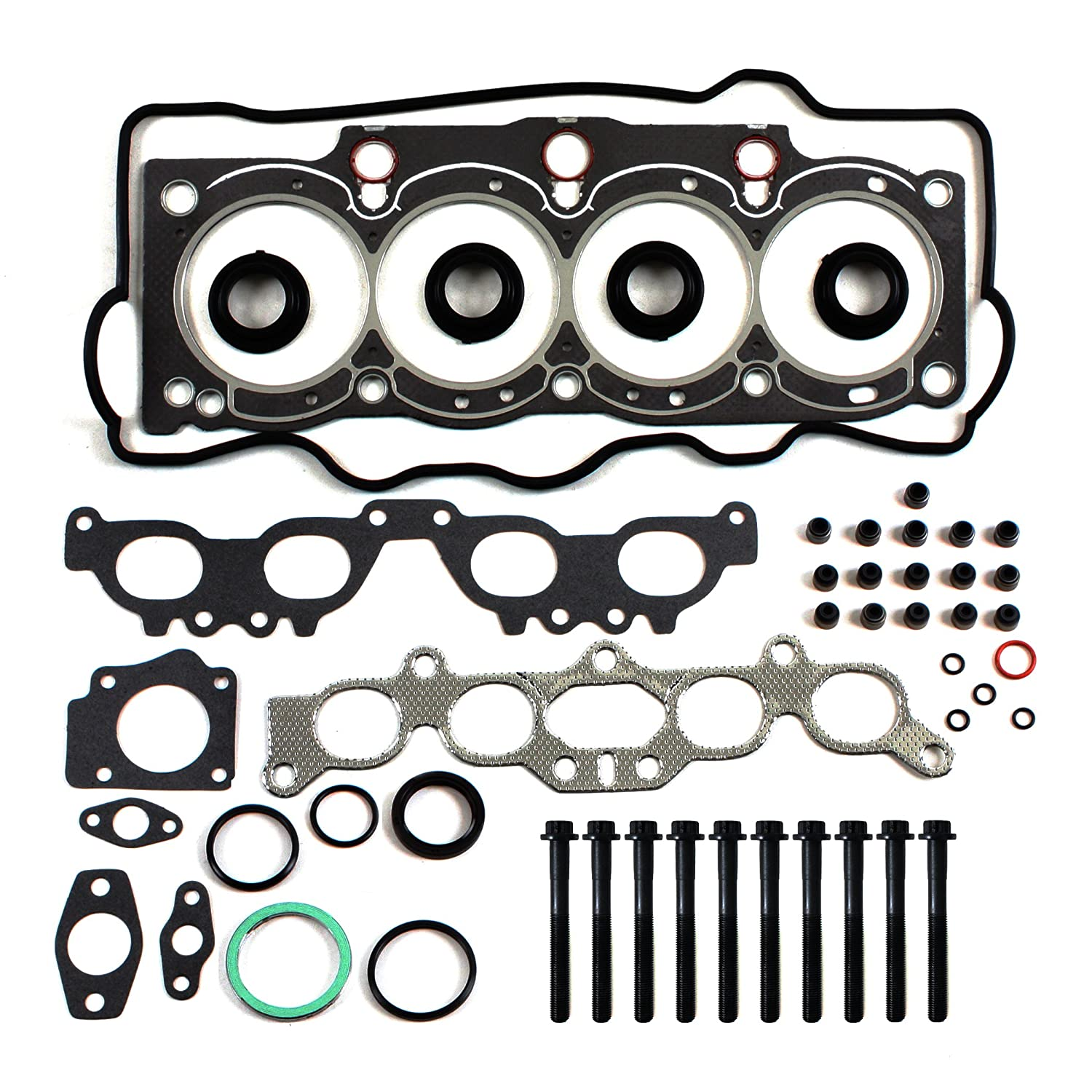 Fits 90-97 Toyota Camry MR2 2.2L 5SFE Pistons with Rings