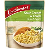 CONTINENTAL Pasta & Sauce (Side Dish) | Sour Cream & Chives, 85g
