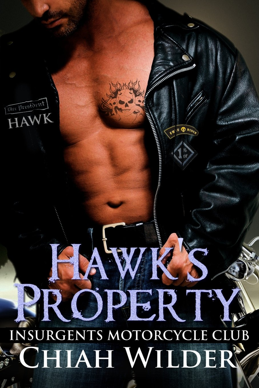 Download Hawk's Property: Insurgents Motorcycle Club (Insurgents MC Romance) (Volume 1) pdf