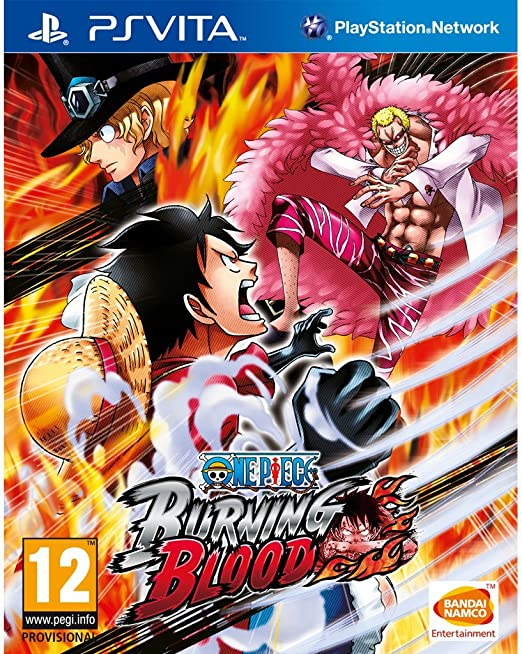 One Piece: Burning Blood [Importación Inglesa]: Amazon.es: Videojuegos