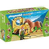 Playmobil - 5517 - Cheval Fjord et son paddock
