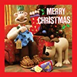 Wallace and Gromit Christmas Card