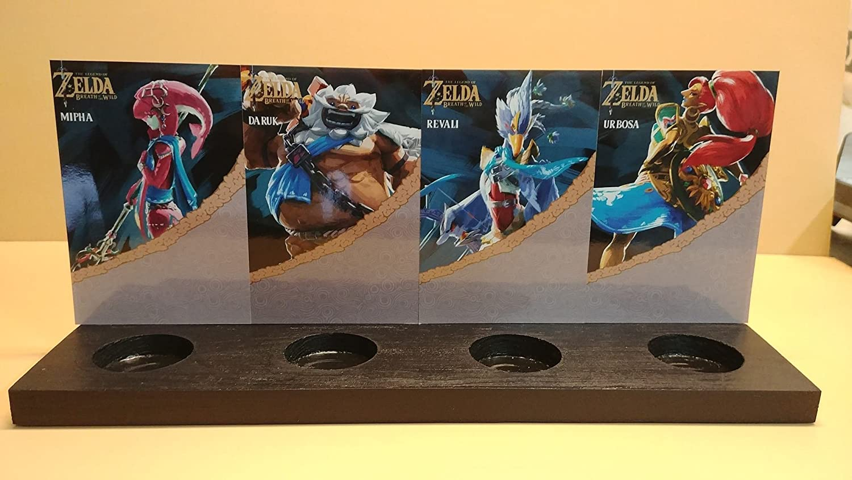 Amiibo Standalone Display Stand! 35 slots!!