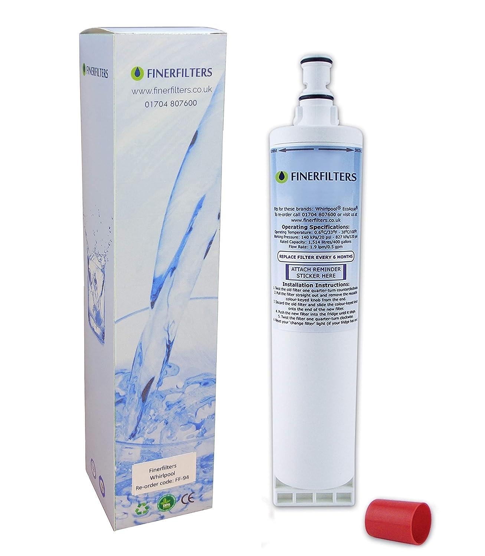Finerfilters Compatible cartucho de filtro de agua para ...
