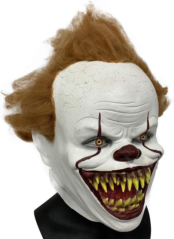 Halloween Scary Clown Masks Amazing for Halloween
