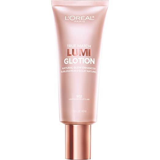 L'Oreal Paris Makeup True Match Lumi Glotion Natural Glow Enhancer Highlighting Lotion Best CC Creams