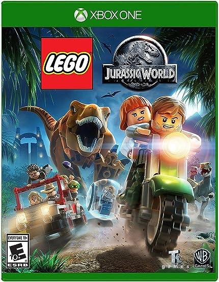 Amazon Com Lego Jurassic World Xbox One Standard Edition Whv