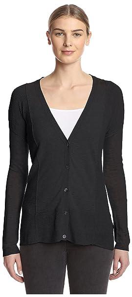 Amazon.com: Etiqueta + hilo ribete chaqueta de punto de la ...