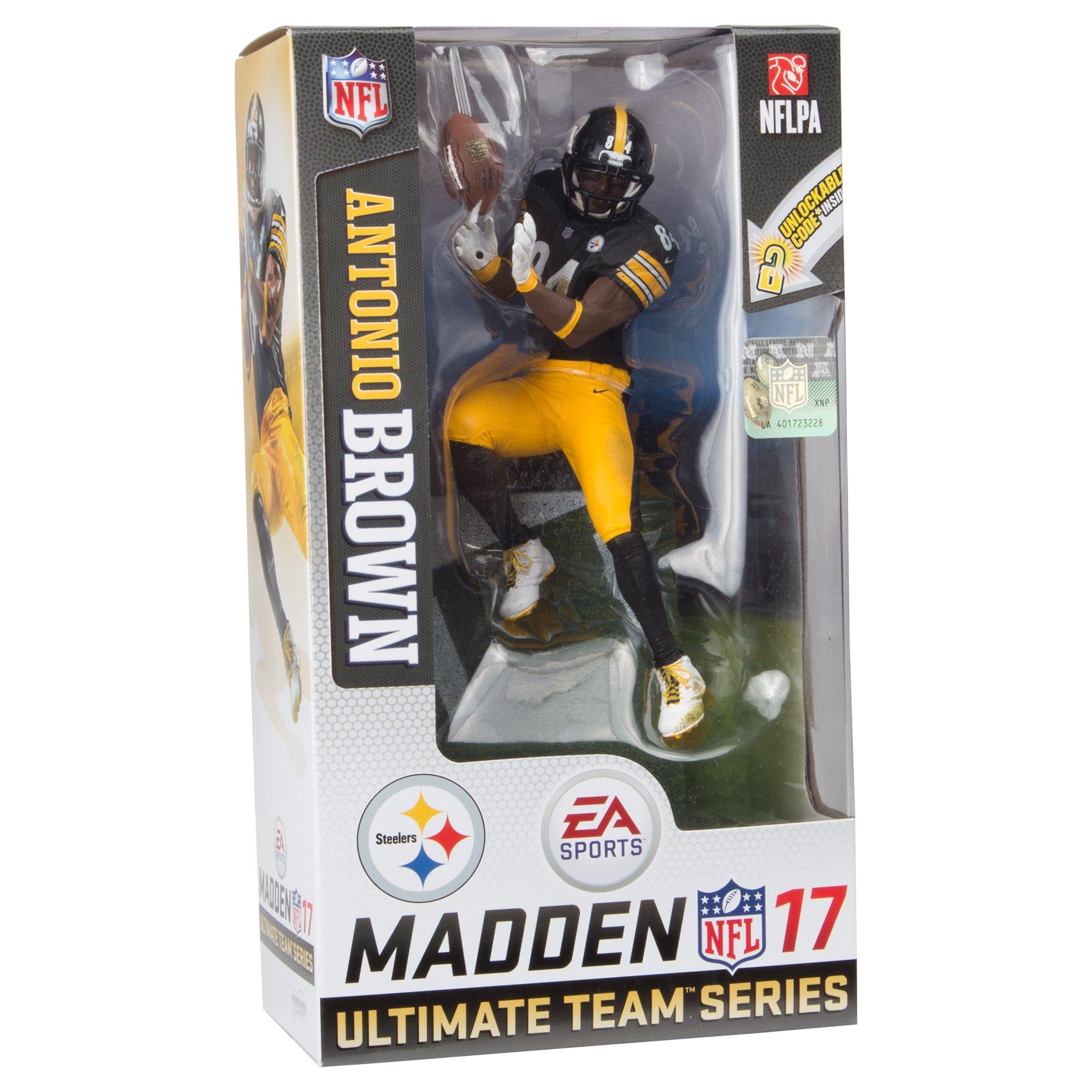 McFarlane Toys EA Sports Madden NFL 17 Ultimate Team Series 3 Figura de Antonio Brown