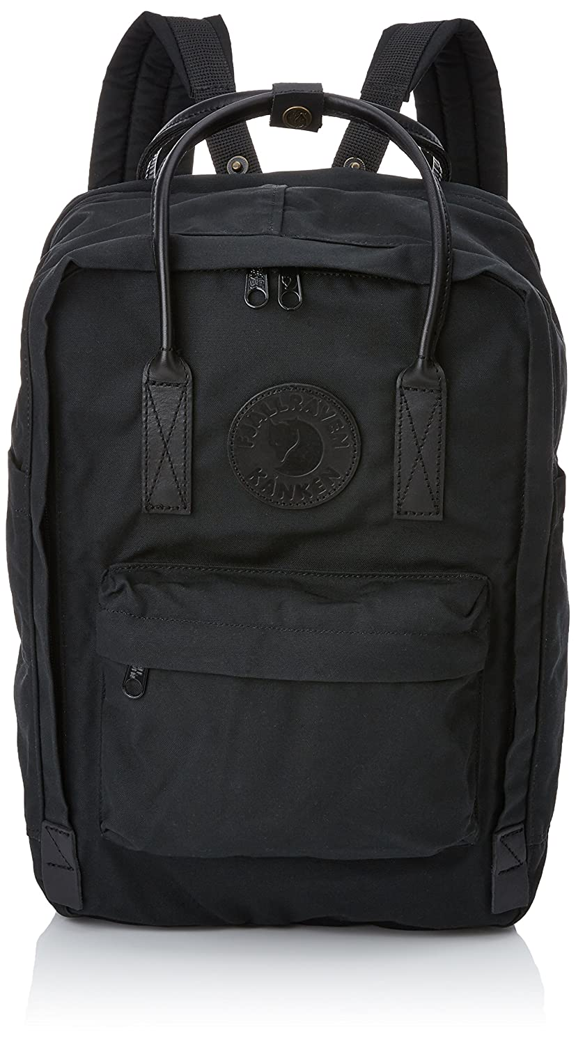 Fjallraven Kanken No 2 Laptop 15 Bag Heritage And No2 Full Black Responsibility Since 1960 Edition Sports Outdoors