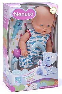 Amazon.es: JVY Recién nacido muñeca Set Baby Girl Doll Play Set con ...