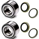 Front Left /& Right Wheel Bearing with Seal Kit Fit NISSAN FRONTIER 1998 1999 2000 2001 2002 2003 2004 L4 4Cyl