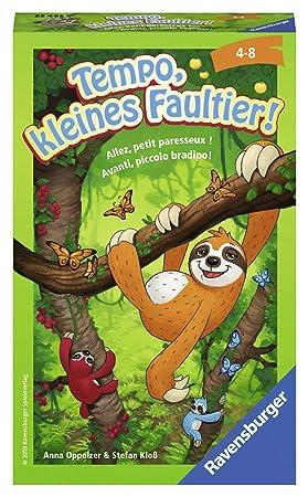 Ravensburger Tempo Juego de Mesa de Carreras Niños - Juego de ...