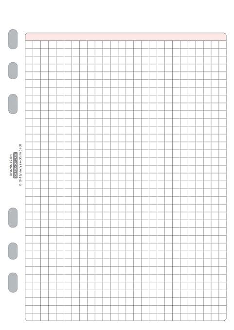 Avery - Recambio para cuaderno de anillas A5, hojas ...