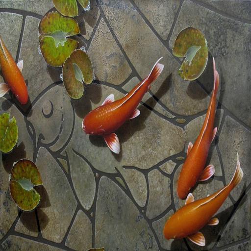Koi Fish Pond Live Wallpaper Best Amazones Appstore Para