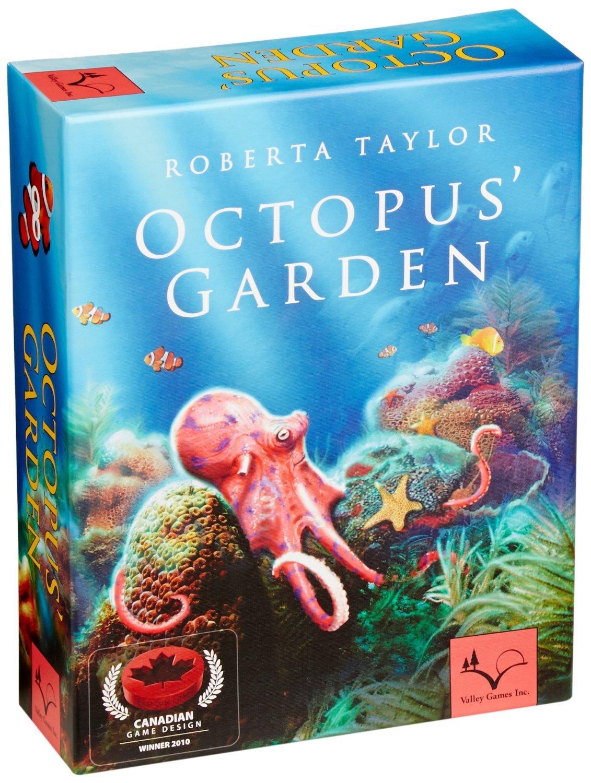 Valley Games Octopus Garden Board Game