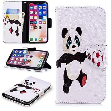 iphone xs coque panda