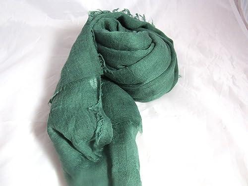 Pañuelo super suave color Verde