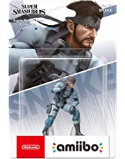 Amiibo - Solid Snake [Colección Super Smash Bros]