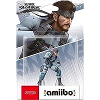 Nintendo 263750 Amiibosolid Snake Super Smash Bros. Series Figuren (Nintendo Switch)