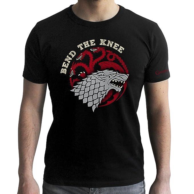 Camiseta Juego de Tronos Ben the Knee Talla M
