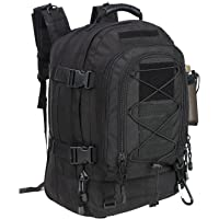 ARMYCAMOUSA Military Tactical Backpack, Large 3 Day Army Molle Assault Rucksack for Outdoors, Hiking, Camping, Trekking, Bug Out Bag & Travel by