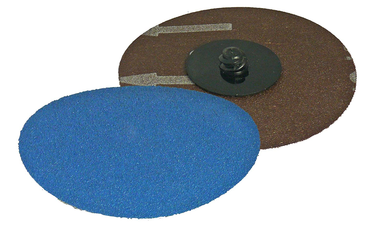 Connect 32095 P40 x 50mm Abracs Quick Lock Sanding Discs (Pack of 25)