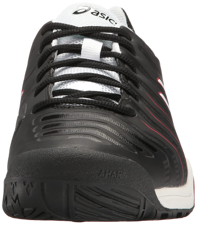 Asics Tenis Blanco Y Negro tBf8APEf
