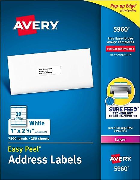 Amazon.com: Etiquetas para envíos color blanco de ...