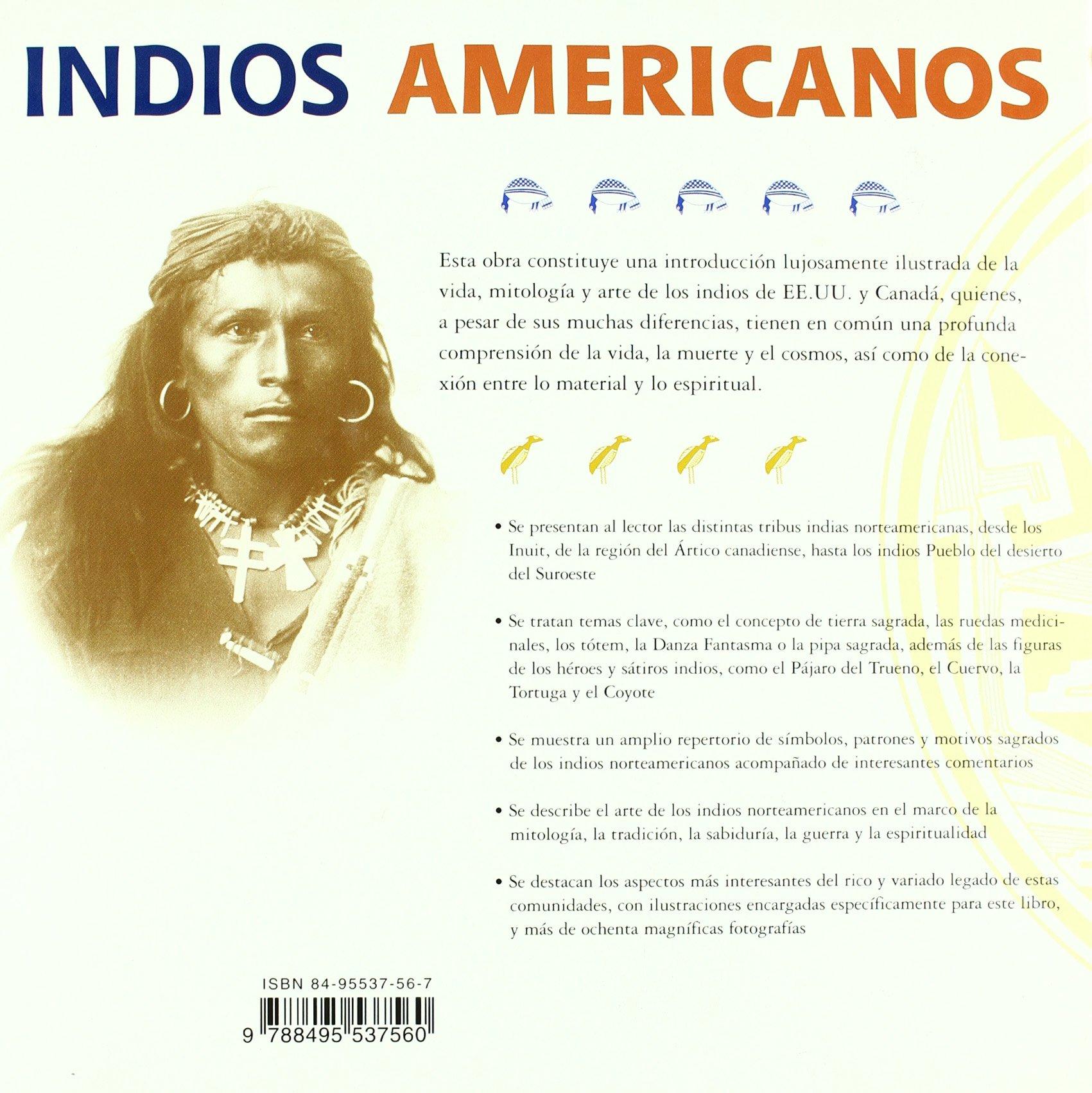Indios americanos / American Indian: Las Primeras Naciones (Spanish ...