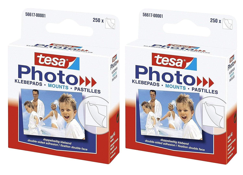tesa/® Foto Klebepads 250 St/ück