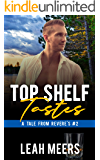 Top Shelf Tastes: An MM Gay Romance (Tales From Revere's Book 2)