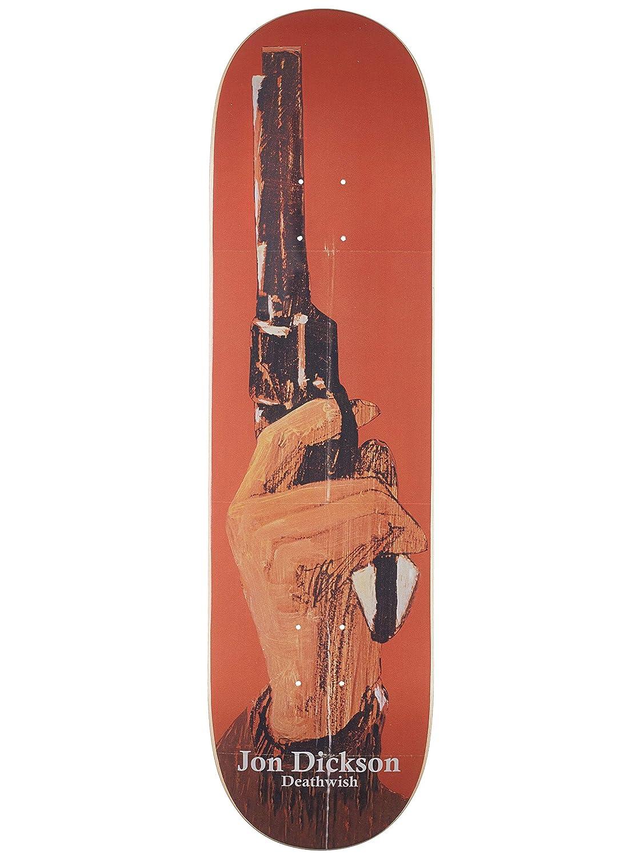 Deathwish Dickson Trigger スケートボードデッキ 8.50インチ