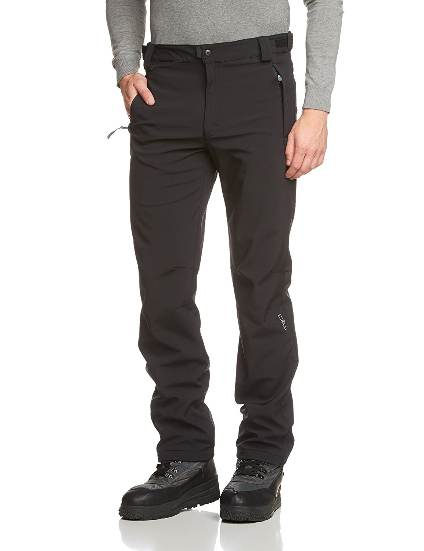 TALLA 27. CMP Softshell, Pantalones para Hombre