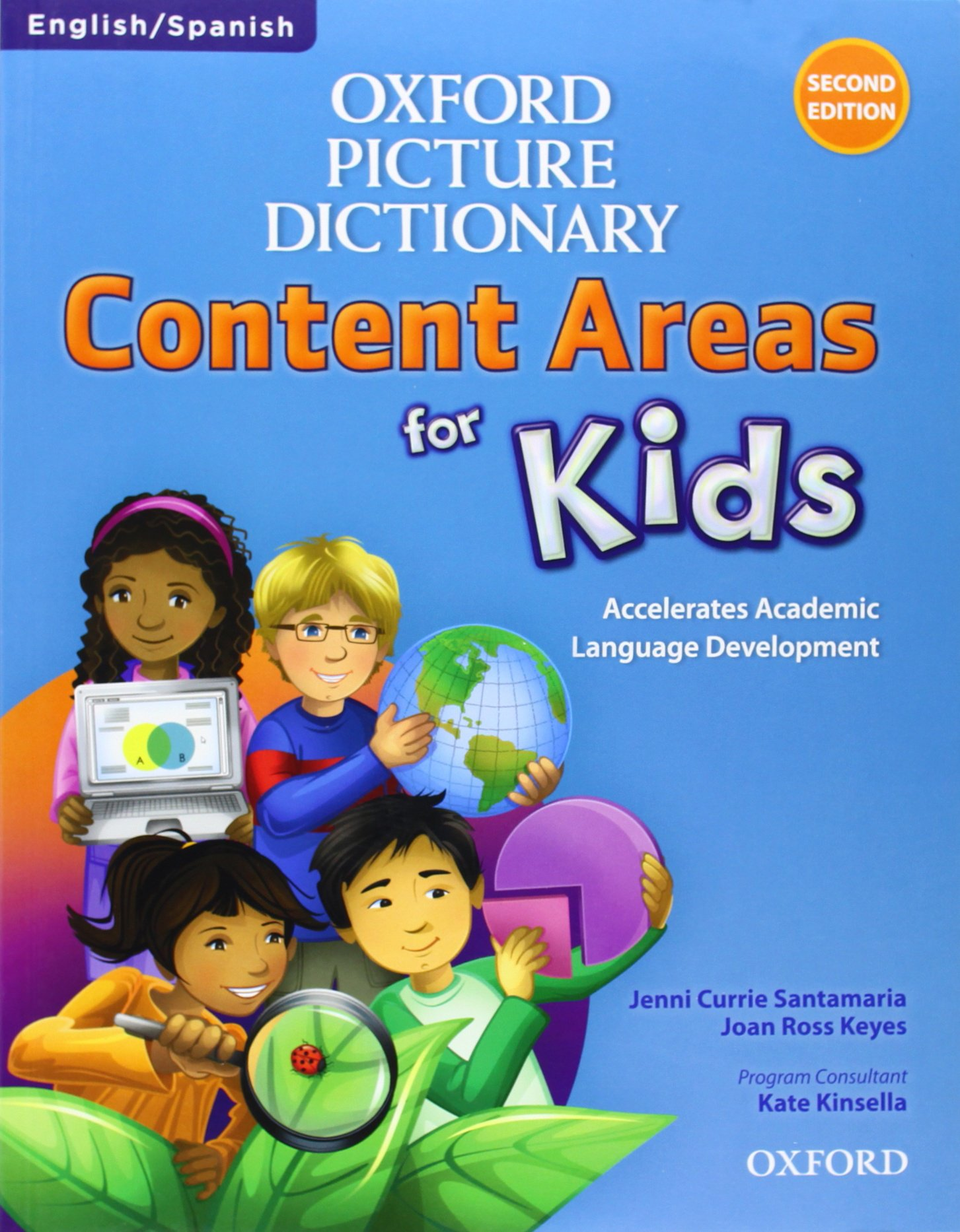 Oxford picture dictionary content area for kids english spanish dictionary oxford picture dictionary content areas for kids jenni currie santamaria